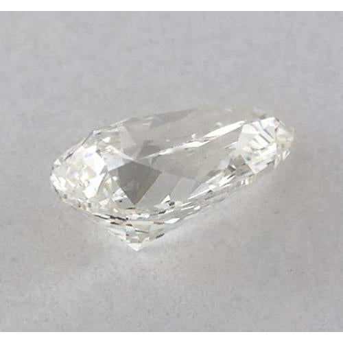 4 Carats Pear Diamond loose G VS2 Very Good Cut