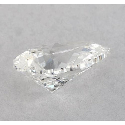 3 Carats Pear Diamond loose H SI1 Good Cut
