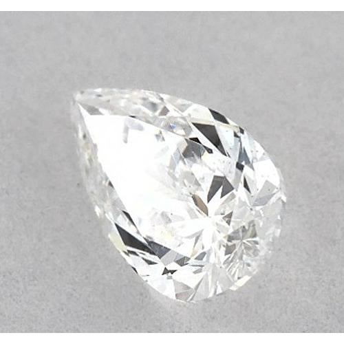 3.25 Carats Pear Diamond loose E VVS2 Very Good Cut