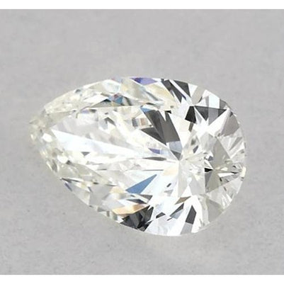 3.25 Carats Pear Diamond Loose H Vs1 Very Good Cut Diamond