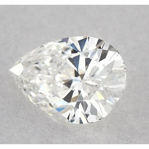 2.25 Carats Pear Diamond loose G VS1 Very Good Cut