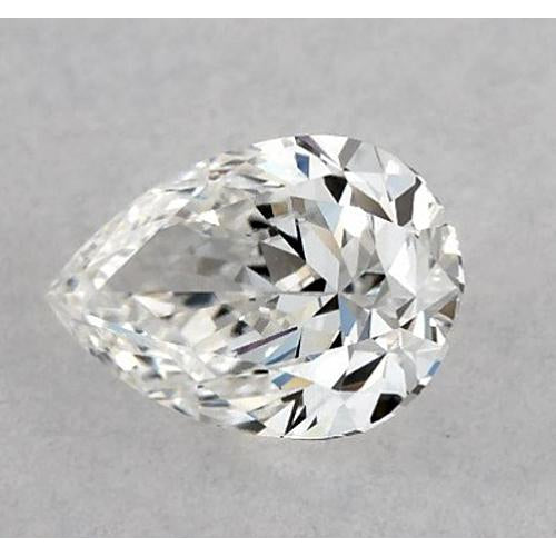3 Carats Pear Diamond loose E VS1 Very Good Cut