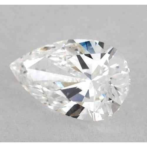1.25 Carats Pear Diamond loose D VS2 Very Good Cut