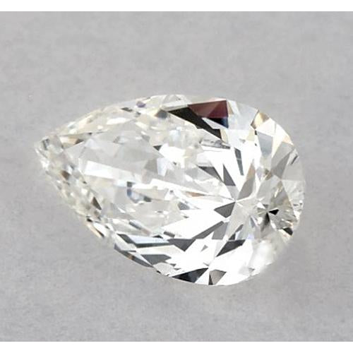 1 Carats Pear Diamond loose H VVS2 Very Good Cut