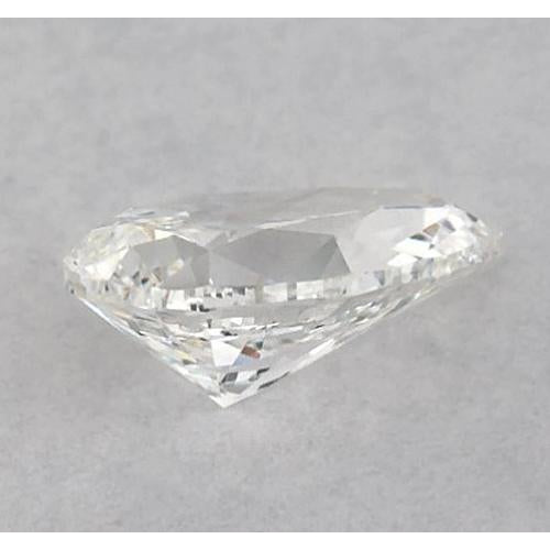 3.5 Carats Pear Diamond loose F VS1 Very Good Cut