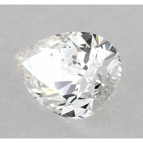 7 Carats Pear Diamond loose D VVS2 Very Good Cut