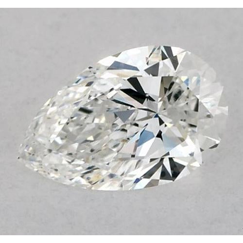 4.5 Carats Pear Diamond loose E VS1 Very Good Cut