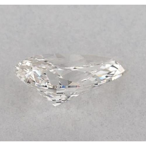 2.75 Carats Pear Diamond loose F VS1 Very Good Cut