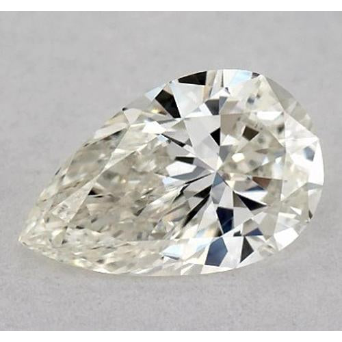 4.5 Carats Pear Diamond loose G VVS2 Very Good Cut