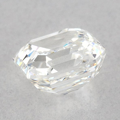 2.75 Carats Asscher Diamond loose D FL Very Good Cut