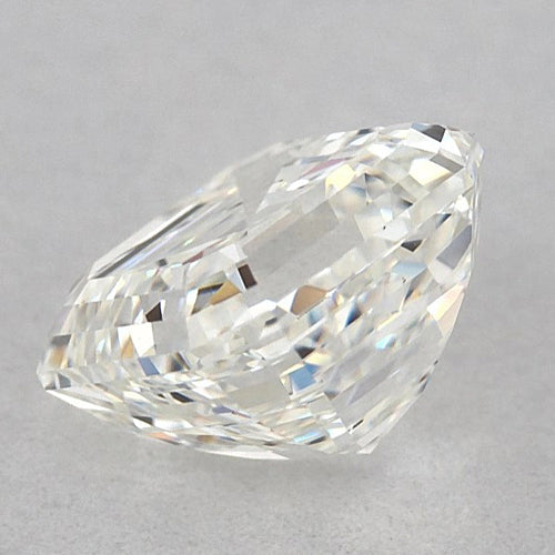 Diamond 1 Carat Asscher Diamond Loose H Fl Very Good Cut
