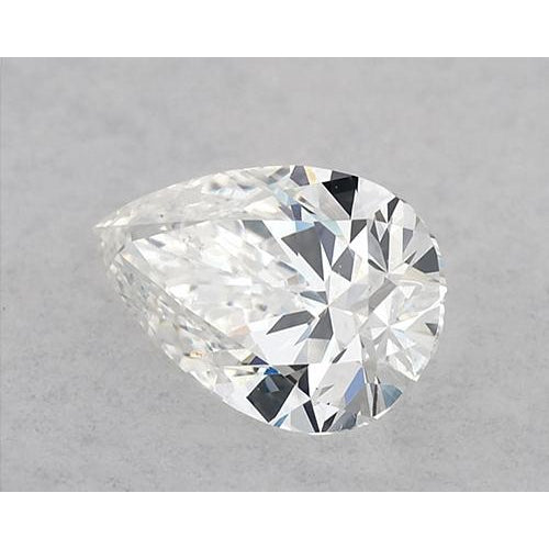 4.5 Carats Pear Diamond loose D VVS1 Very Good Cut