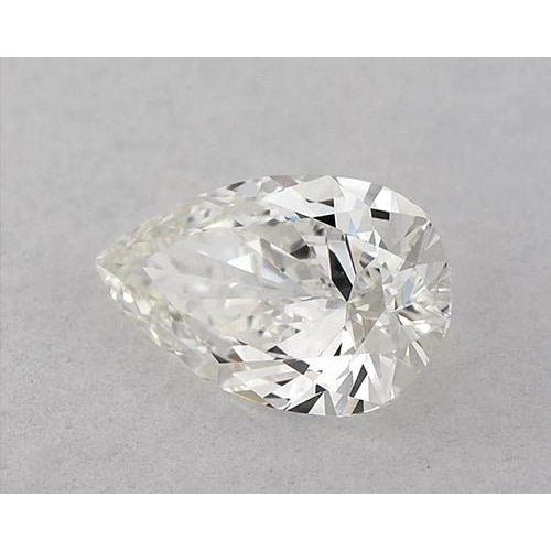0.75 Carats Pear Diamond loose E VS1 Very Good Cut