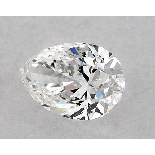 1.75 Carats Pear Diamond loose G VVS1 Very Good Cut
