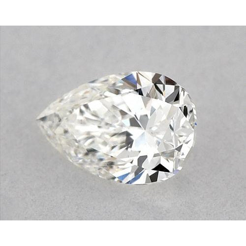 1.5 Carats Pear Diamond loose D VVS1 Very Good Cut