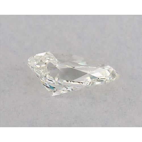 1.25 Carats Pear Diamond loose D VVS1 Very Good Cut