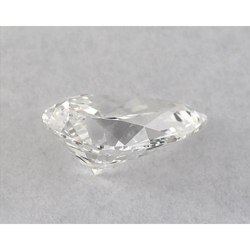 Diamond 0.50 Carats Pear Diamond Loose H Vvs2 Very Good Cut
