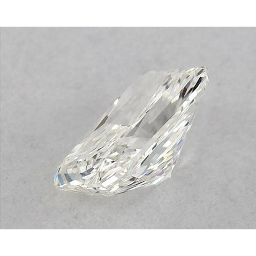 2.25 Carats Radiant Diamond loose H VVS2 Very Good Cut