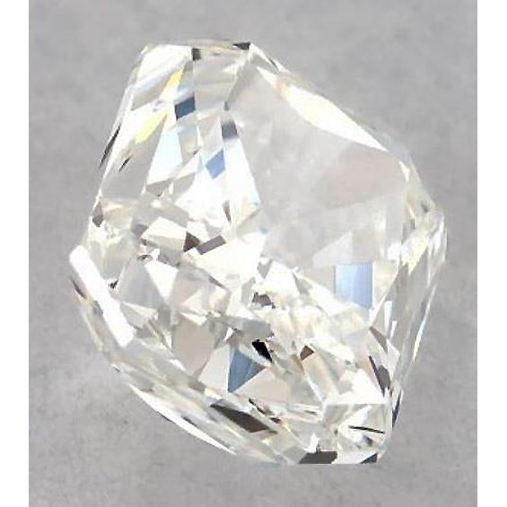 4.75 Carats Radiant Diamond loose F VS2 Very Good Cut