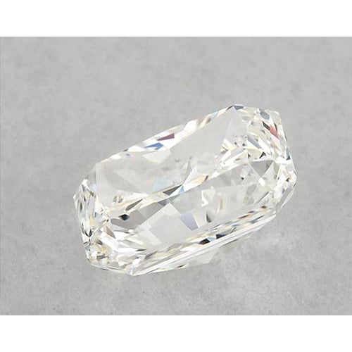 Diamond 0.50 Carats Radiant Diamond Loose K Si1 Good Cut
