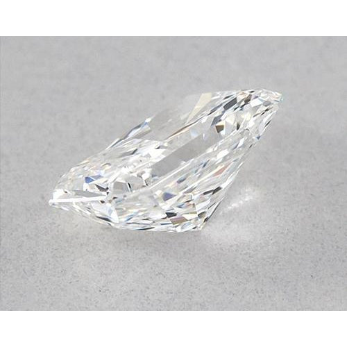 Diamond 4.25 Carats Radiant Diamond Loose D Vvs1 Very Good Cut