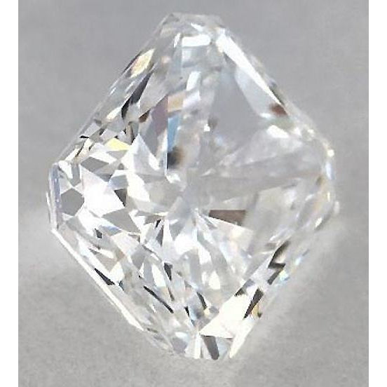 6 Carats Radiant Diamond loose E VVS2 Very Good Cut