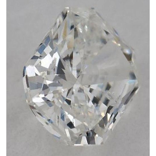 Diamond 6.5 Carats Radiant Diamond Loose F Vs2 Very Good Cut