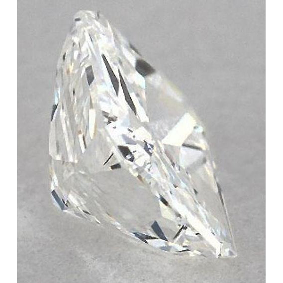Diamond 5.5 Carats Radiant Diamond Loose I Si1 Good Cut