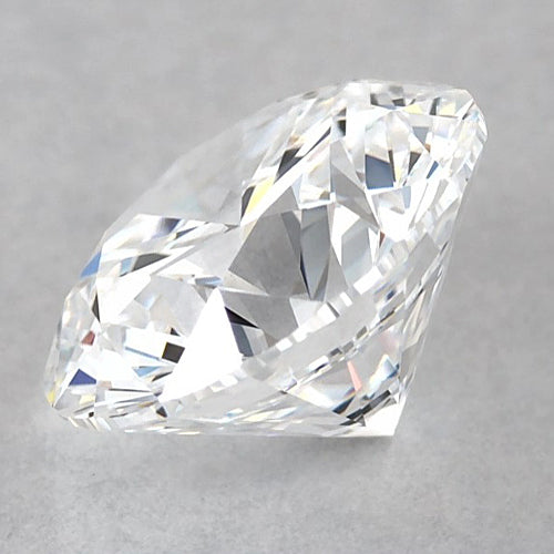 1.5 Carats Round Diamond E Vvs1 Excellent Cut Loose Diamond