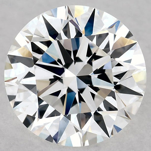 Round Brilliant 1.01 Carat Loose Round Diamond D Vvs1 New Diamond