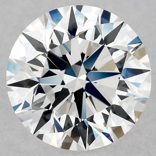 Diamond 1 Carat Round Diamond F SI1 Very Good Cut Loose