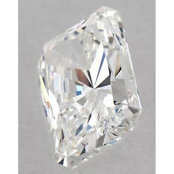 4.25 Carats Radiant Diamond loose H VVS1 Very Good Cut