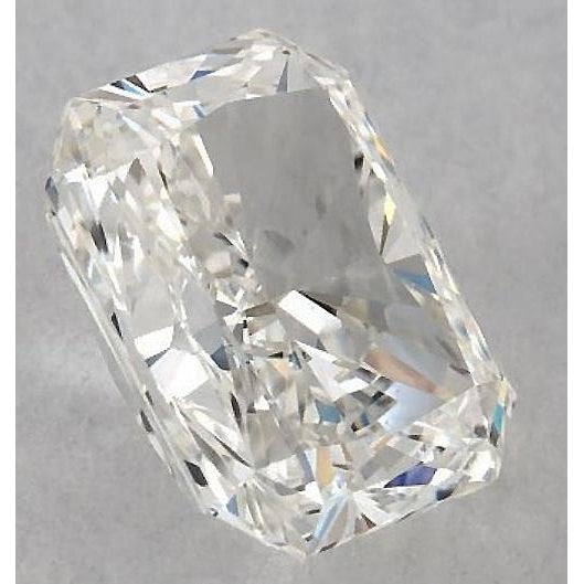 1.5 Carats Radiant Diamond loose K VS1 Very Good Cut