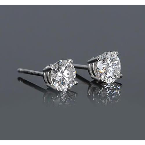 Stud Earrings Diamond Stud Earring 1.5 Carats