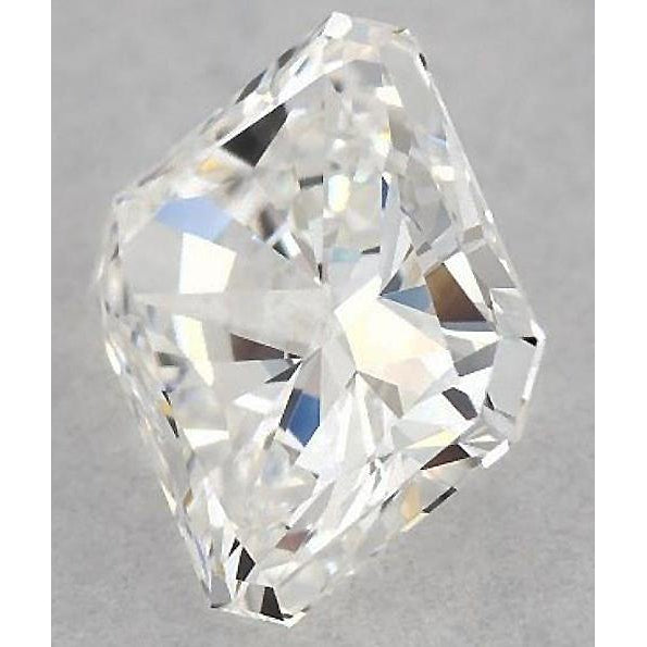 1.75 Carats Radiant Diamond loose F VS2 Very Good Cut