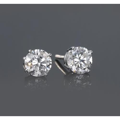 1 Carat Diamond Stud Earring