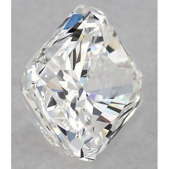 5 Carats Radiant Diamond loose K VS2 Very Good Cut