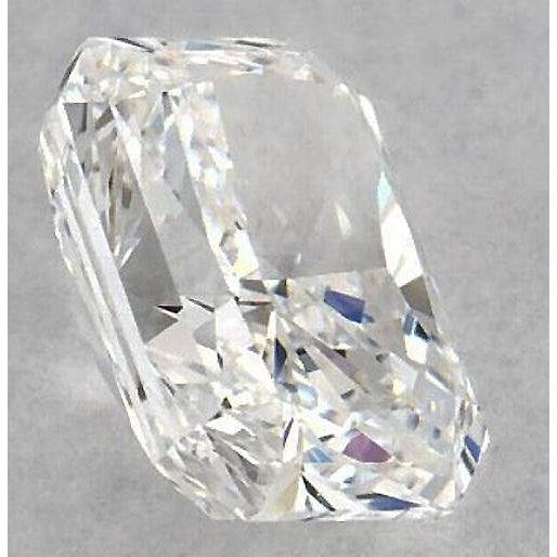 4.25 Carats Radiant Diamond loose E VS1 Very Good Cut