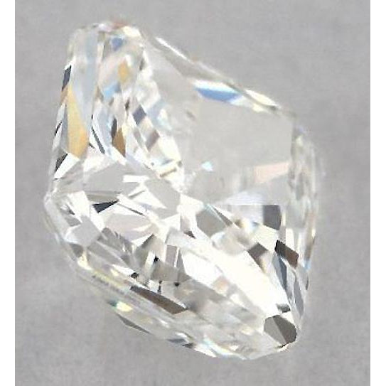 Diamond 3.5 Carats Radiant Diamond Loose H Vvs1 Very Good Cut