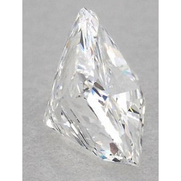 3.75 Carats Radiant Diamond loose D VVS2 Very Good Cut
