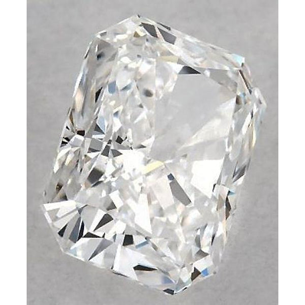 1.5 Carats Radiant Diamond loose H VS2 Very Good Cut