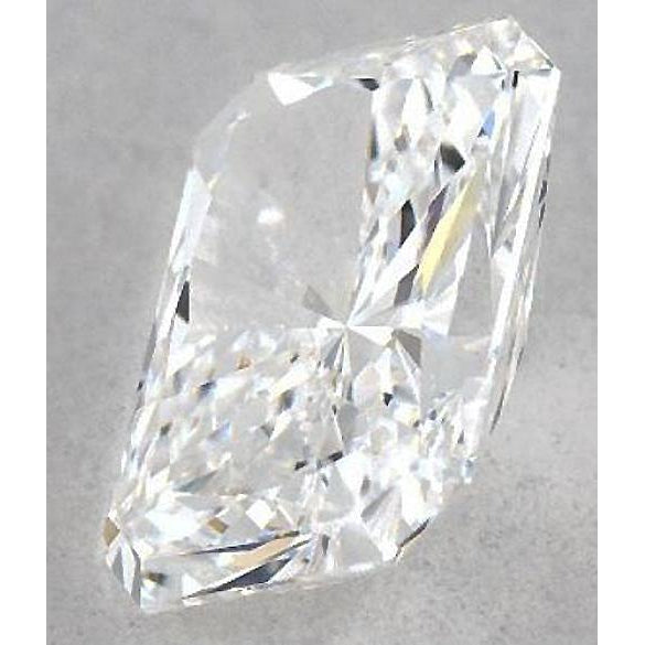 4 Carats Radiant Diamond loose G VVS1 Very Good Cut