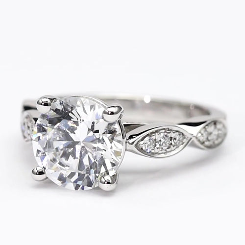Women Diamond Engagement Ring