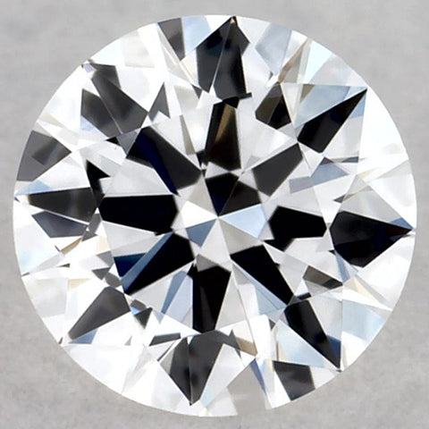 0.50 Carats Round Diamond D Vvs1 Excellent Cut Loose