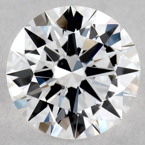 1 Carat Round Diamond D Vvs1 Excellent Cut Loose