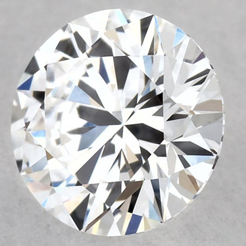 Natural 2.01 Carats E Vvs1 Loose Round Cut Diamond