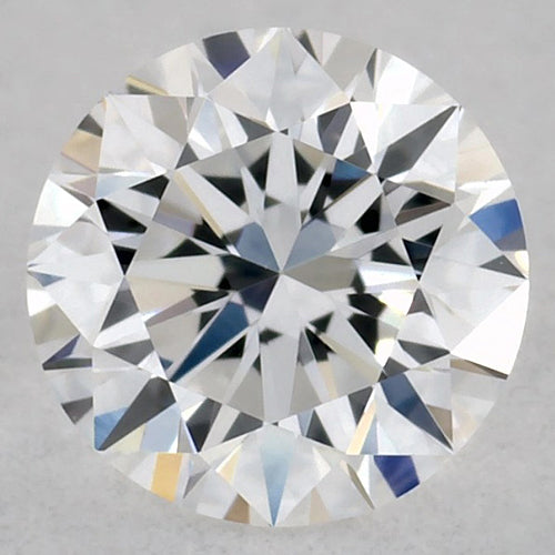 1.25 Carats Round Diamond H Vvs1 Excellent Cut Loose