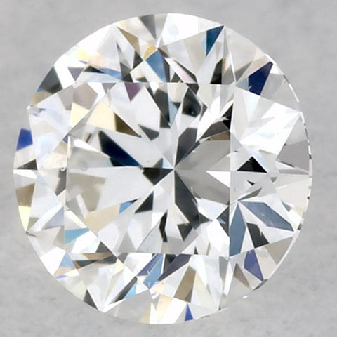 1.25 Carats G Si Round Cut Loose Diamond Natural Sparkling