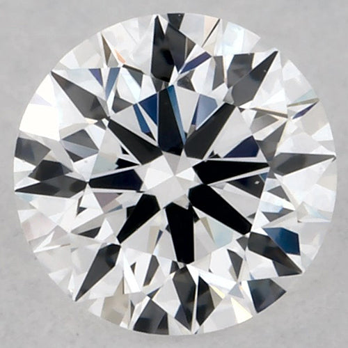 Diamond 0.75 Carats Round Loose Diamond F Vs1