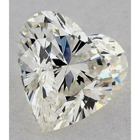 Diamond 7 Carats Heart Diamond Loose F Vs2 Very Good Cut